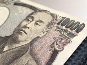 お金 1万円札