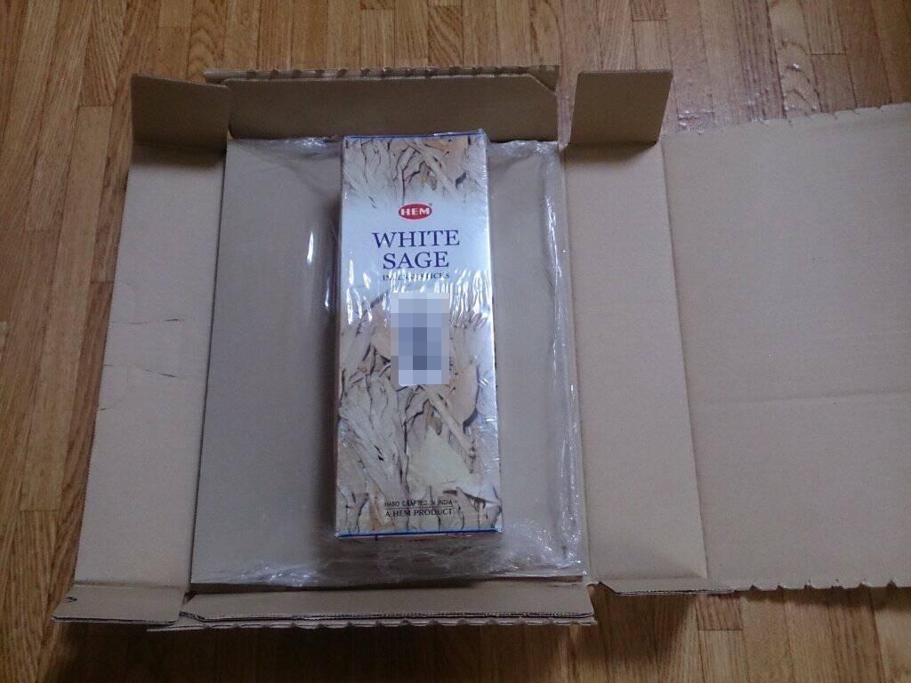 Amazonから届いた商品