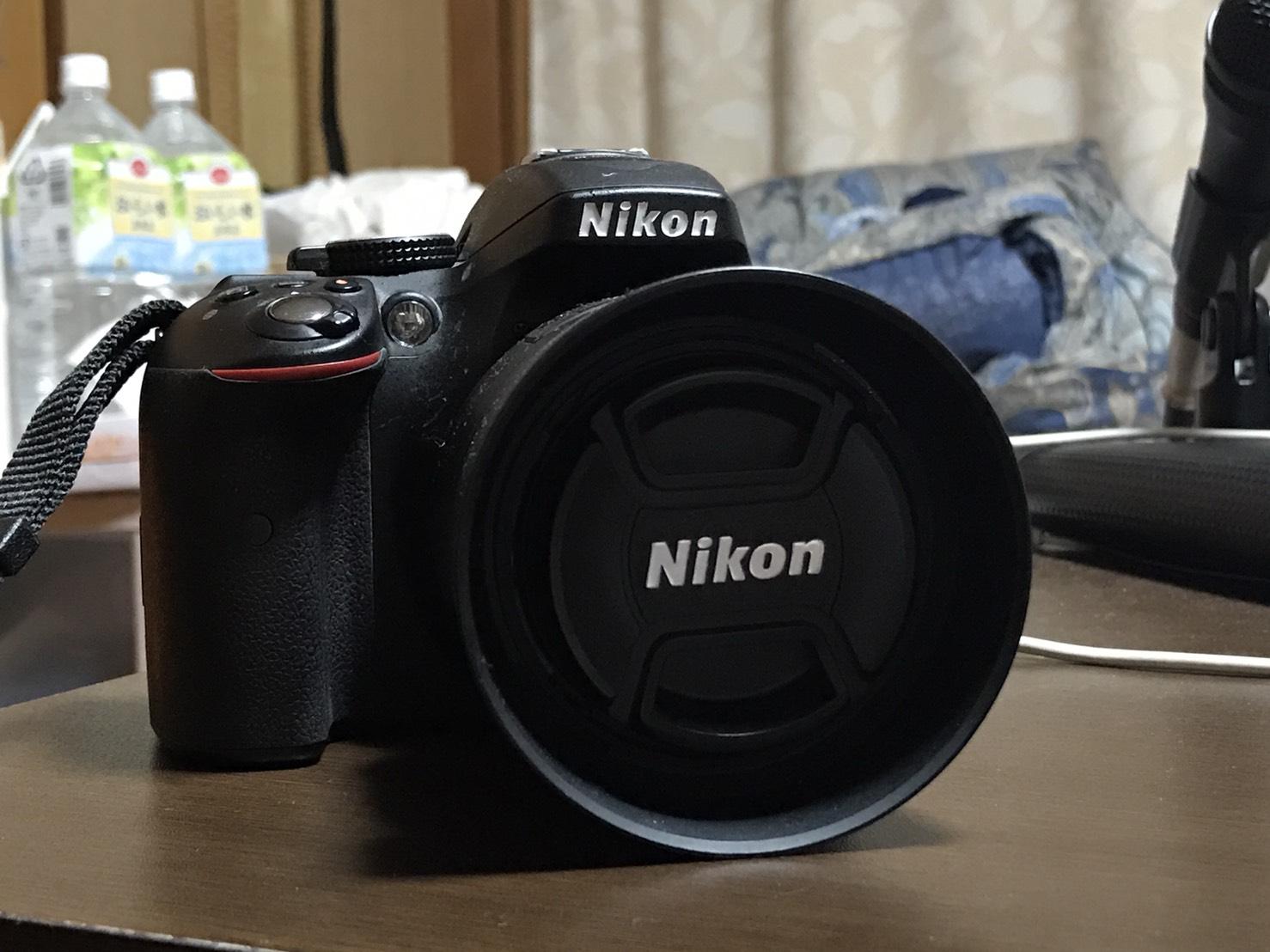 Nikon D5300 ガチモードで撮るときはこいつを使います。