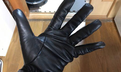 スマホ用手袋 カシミヤ 高コスパ