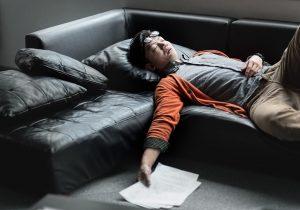 過眠 仕事できない